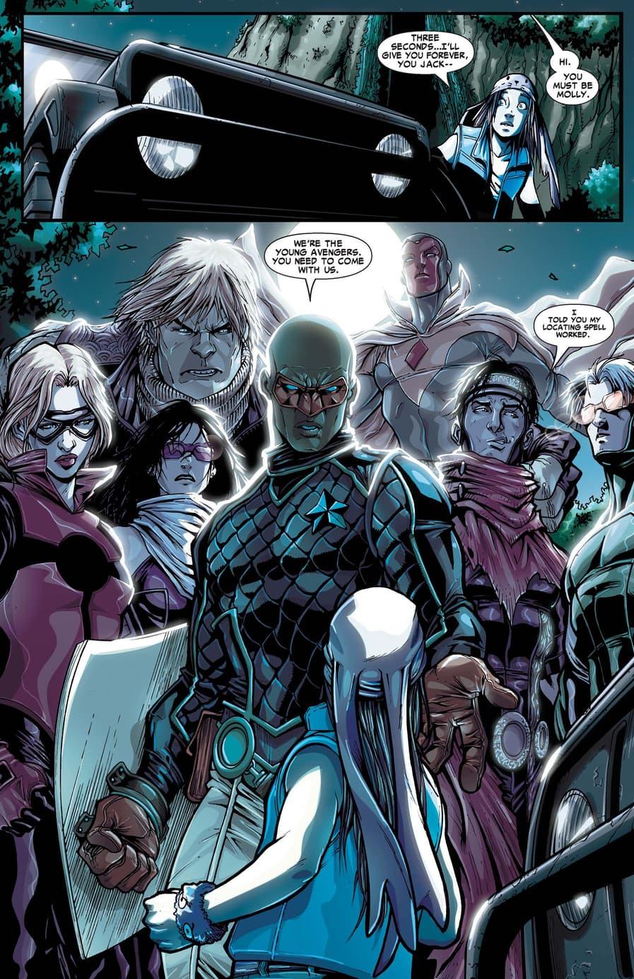 Civil War_Young Avengers