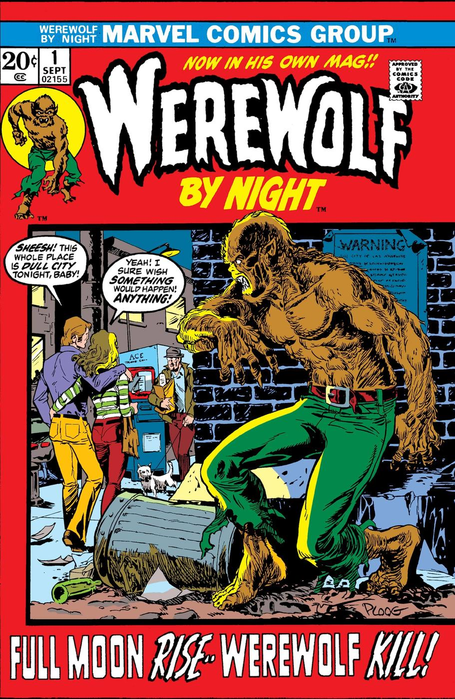 Werewolf by Night!
