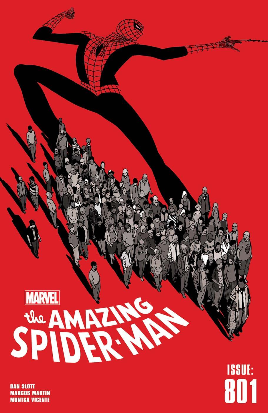 Amazing Spider-Man #801
