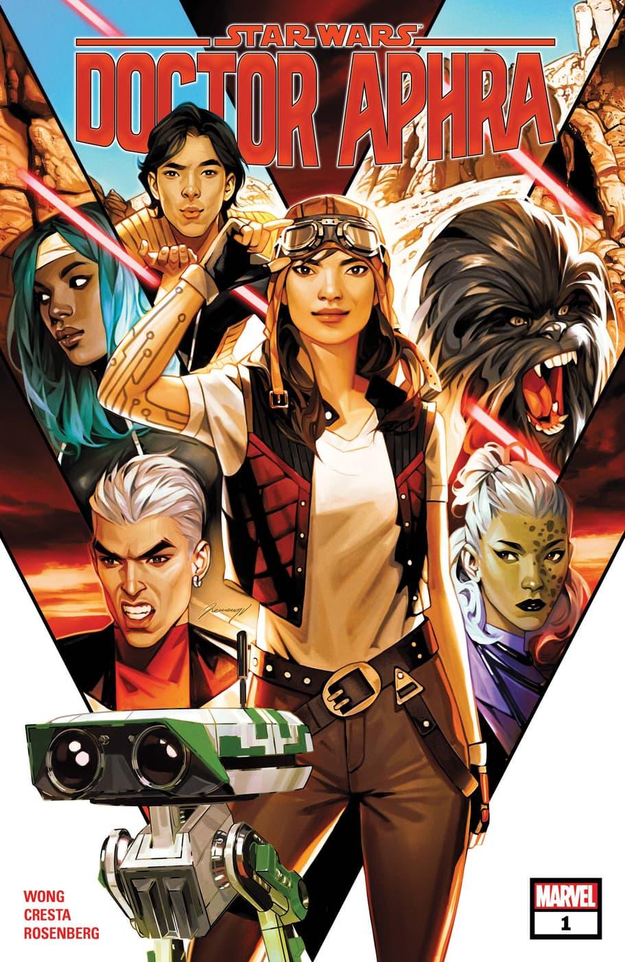 Star Wars: Doctor Aphra (2020) #1