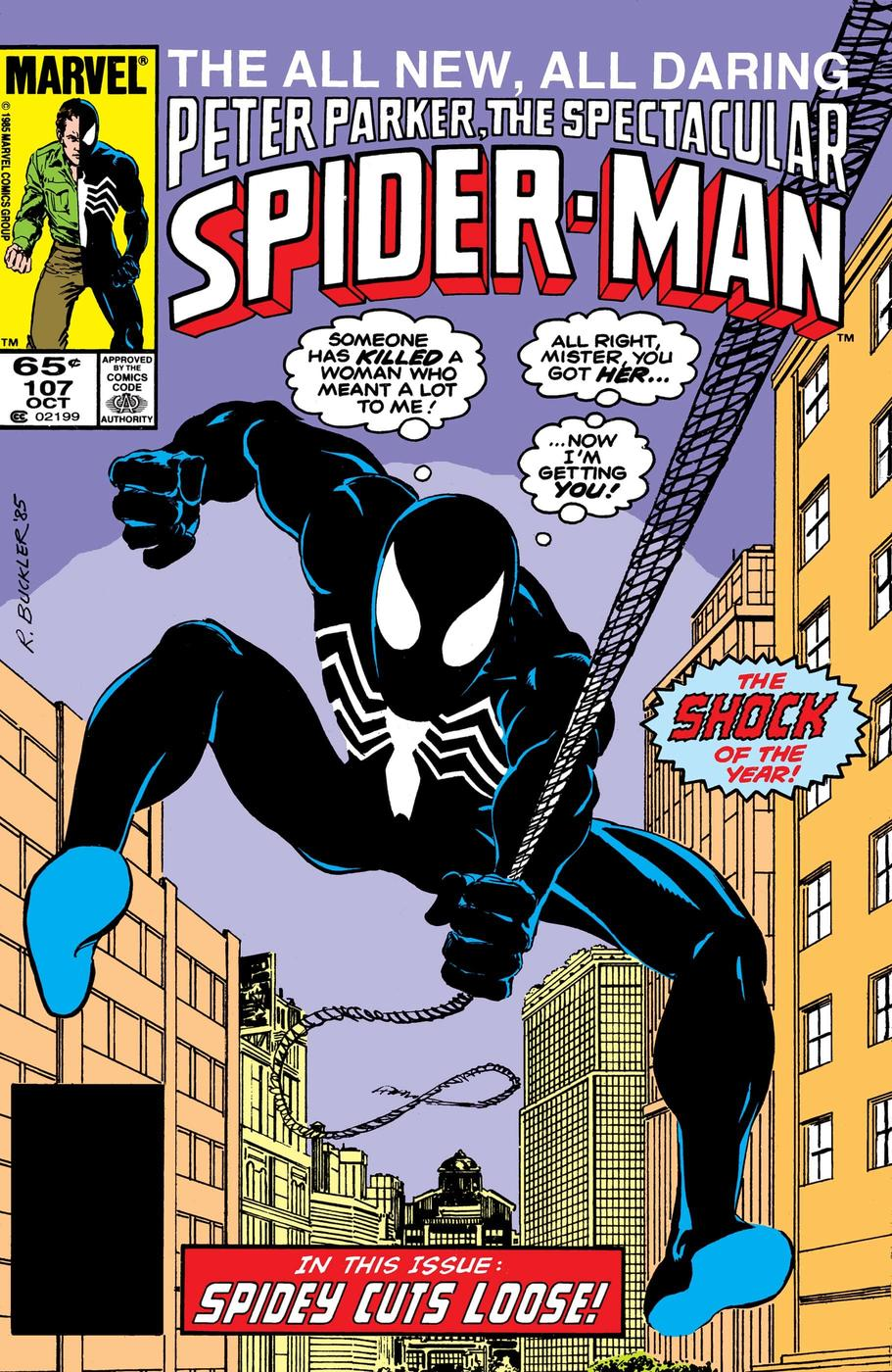 Peter Parker, the Spectacular Spider-Man (1976) #107