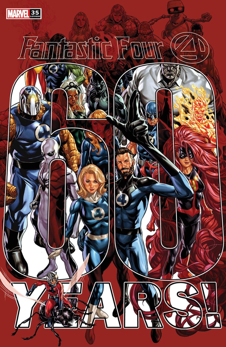 Fantastic Four (2018) #35