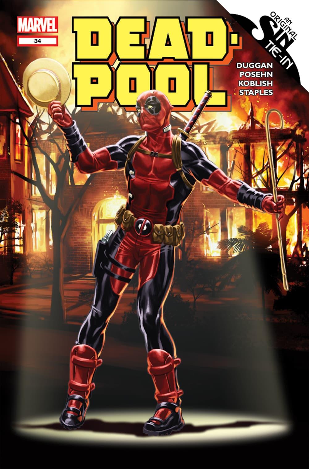 Deadpool (2012) #34