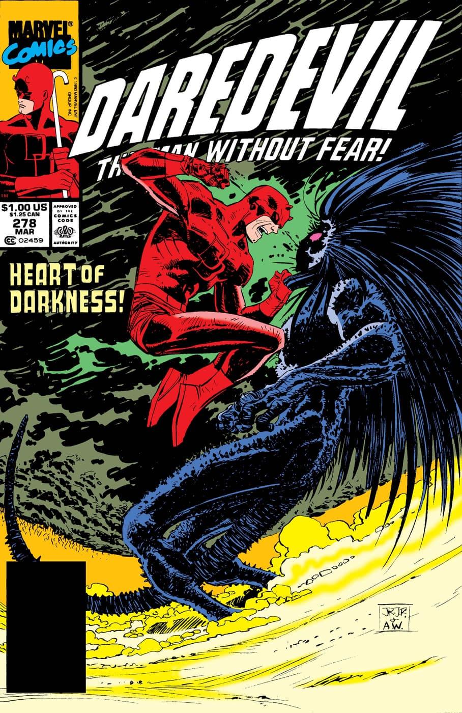 Daredevil and Blackheart