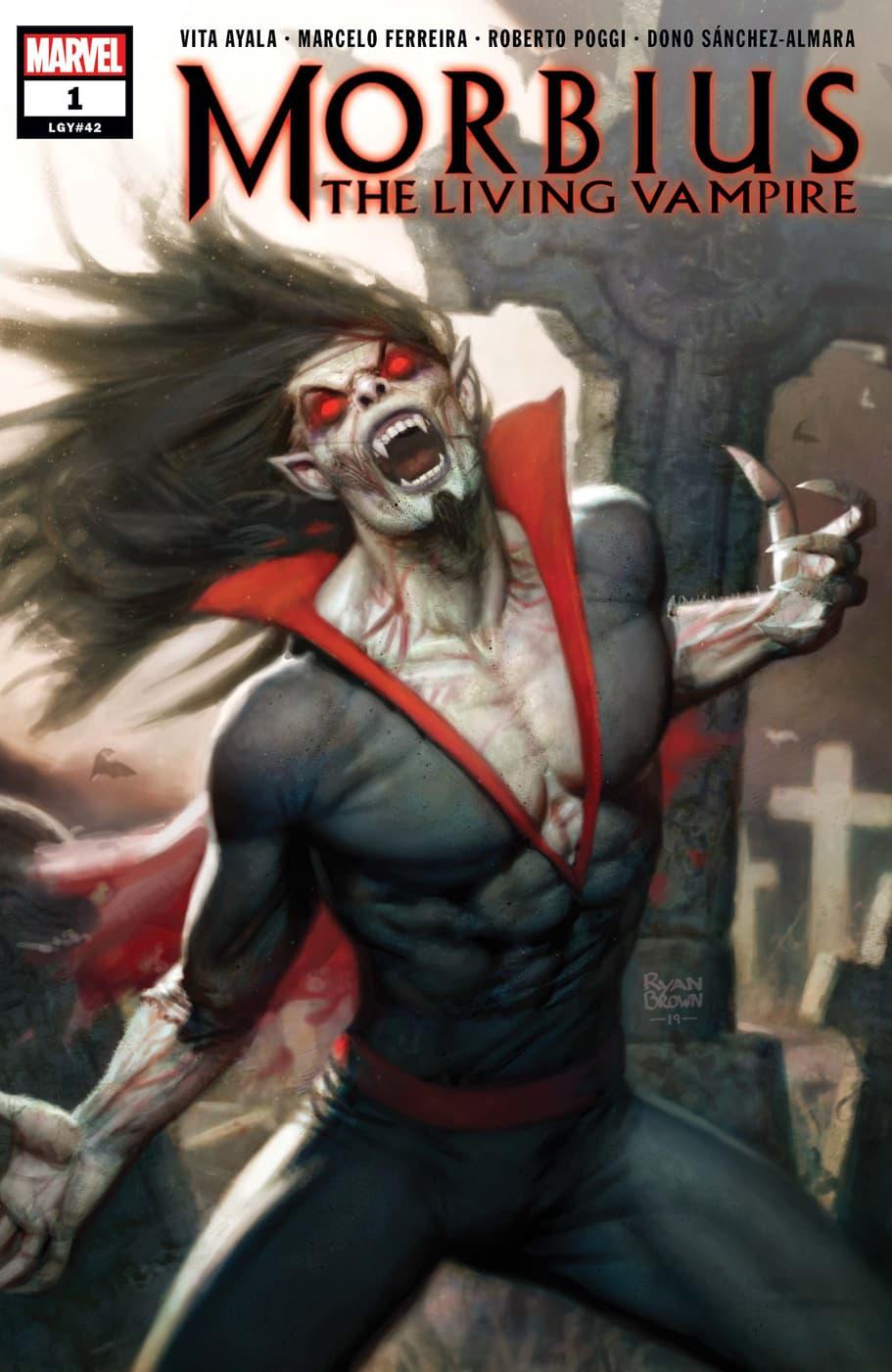 Morbius #1