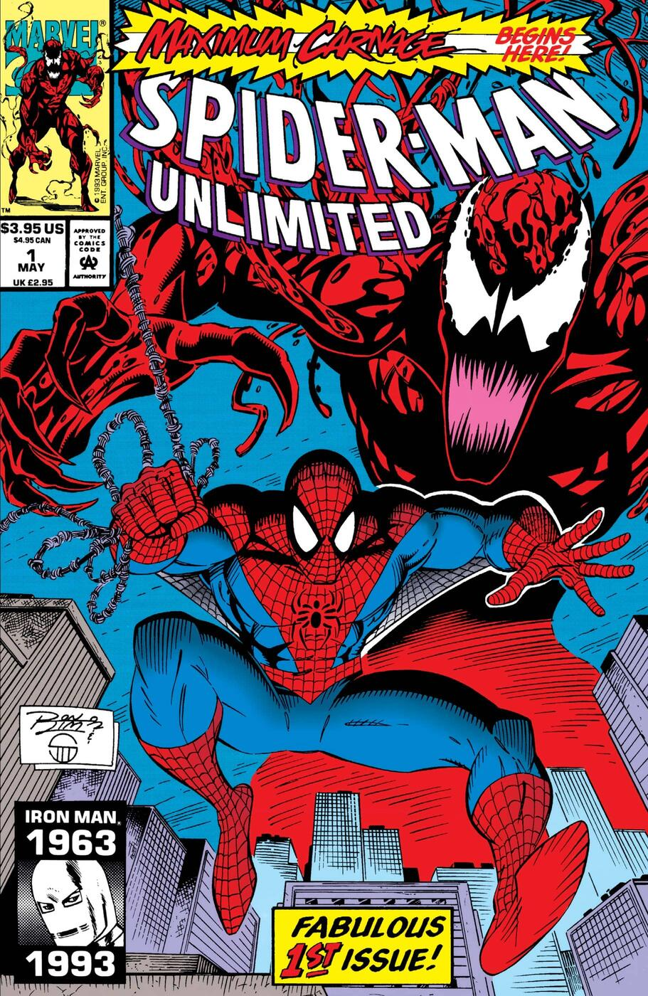 Spider-Man Unlimited (1993) #1
