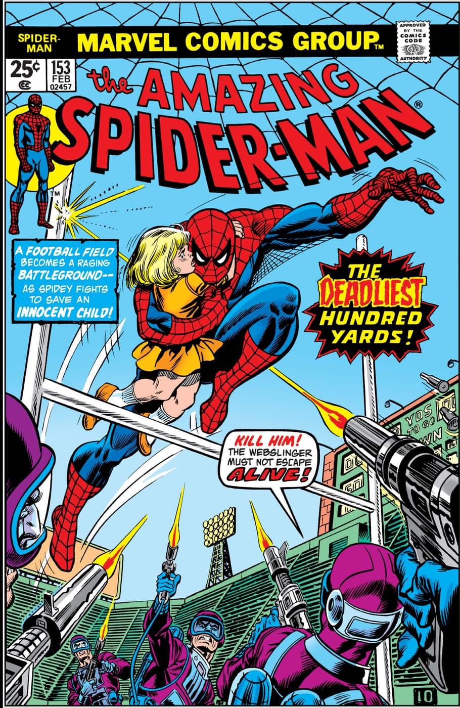 AMAZING SPIDER-MAN (1963) #153