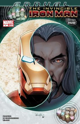 INVINCIBLE IRON MAN ANNUAL #1