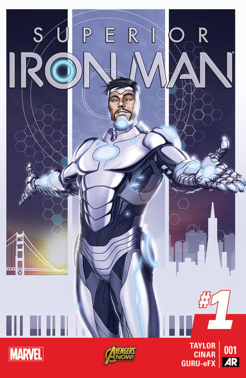 Superior Iron Man (2014 – Present)