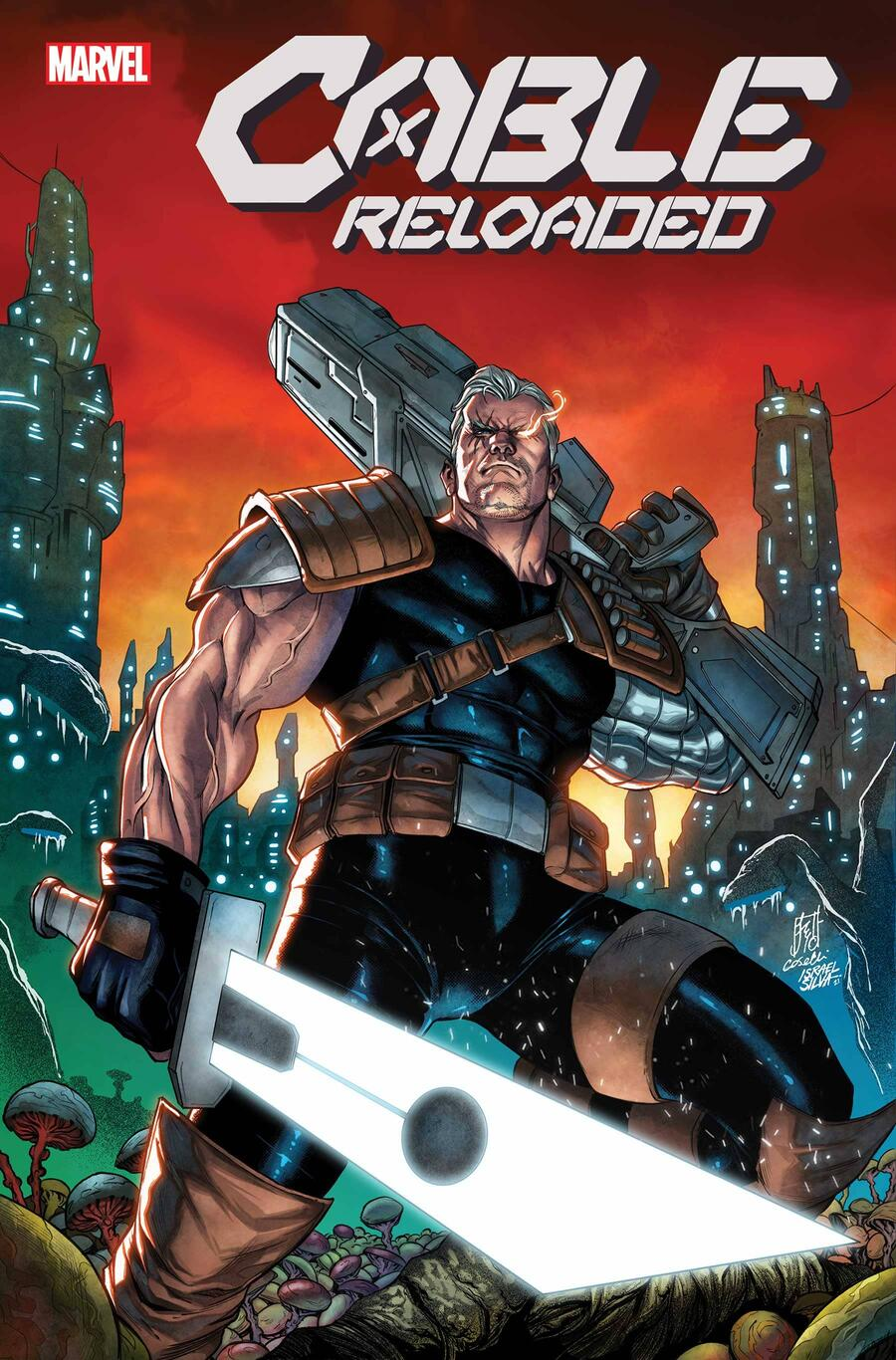 CABLE: RELOADED 1 (2021) #1