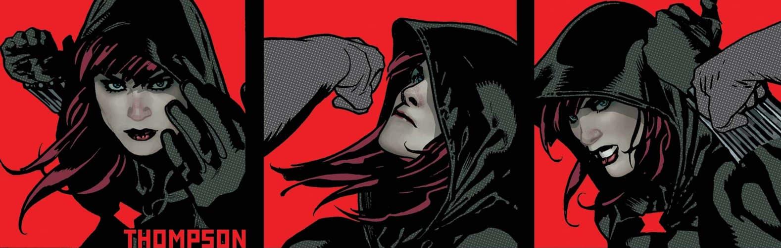 BLACK WIDOW (2020) #7 cover by Adam Hughes