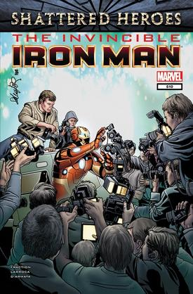 INVINCIBLE IRON #510