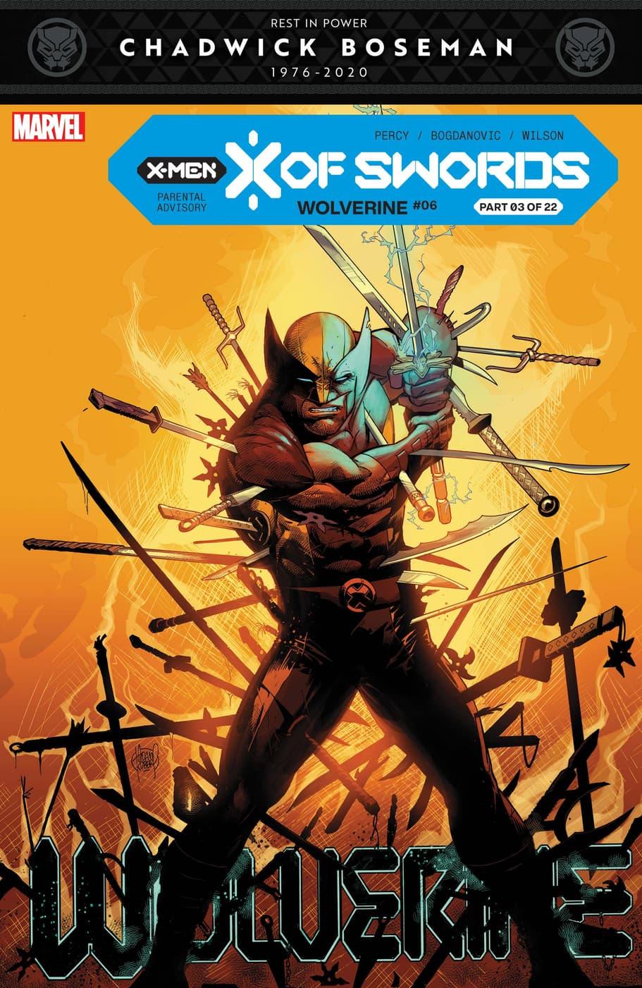 Wolverine (2020) #6