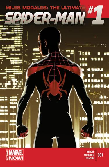 MILES MORALES: ULTIMATE SPIDER-MAN (2014) #1