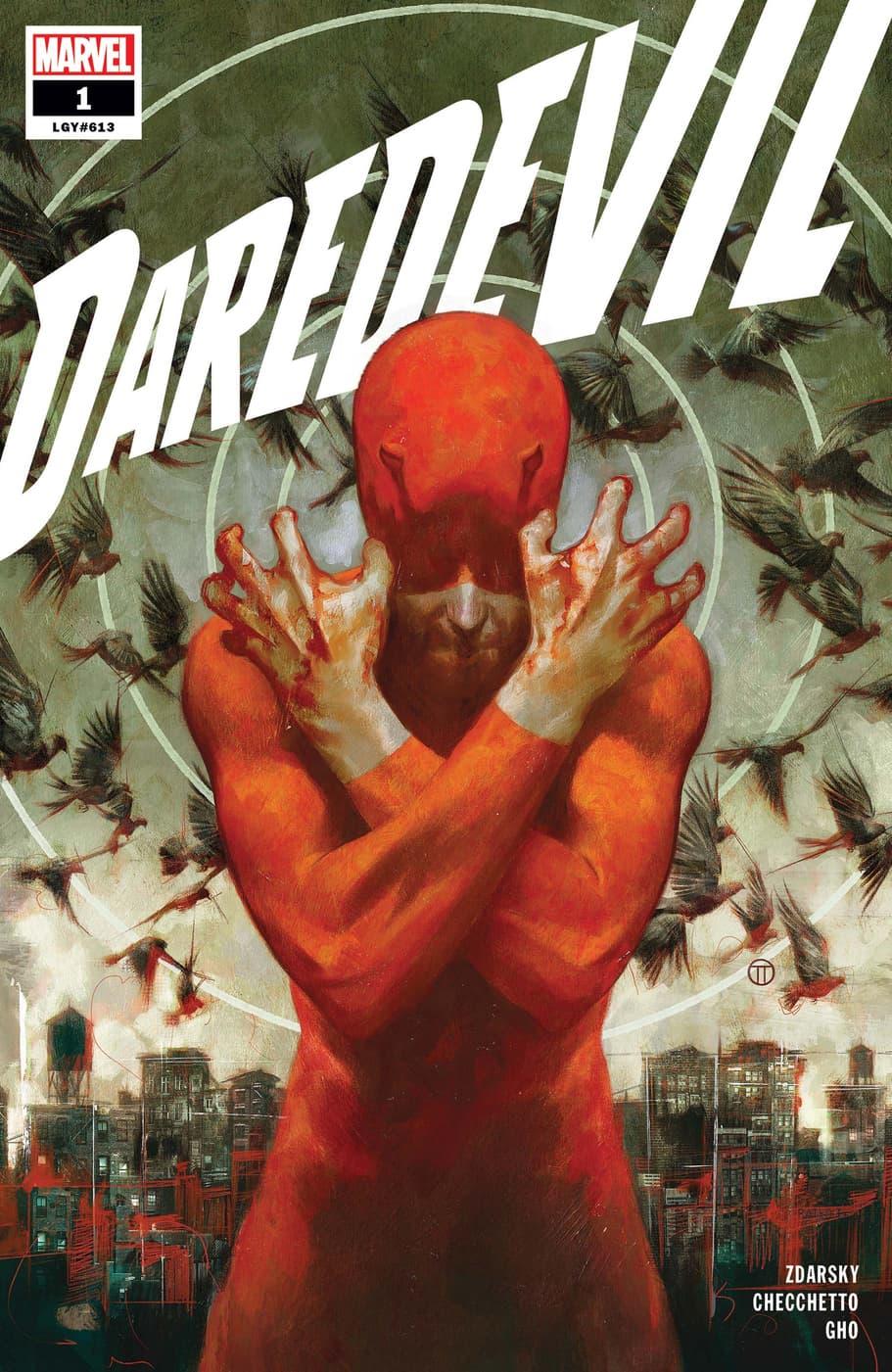 fabrycznie autentyczne nowy przyjeżdża Cena fabryczna Relive the Legendary 'Daredevil: The Man Without Fear' | Marvel