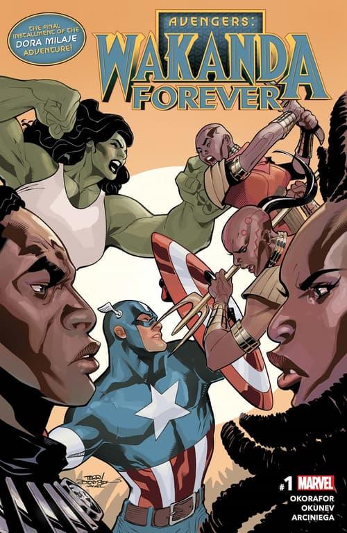 Avengers: Wakanda Forever #1