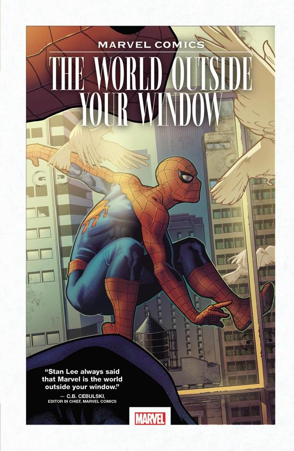 Marvel Comics: The World Outside Your Window