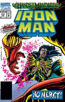 IRON MAN #312