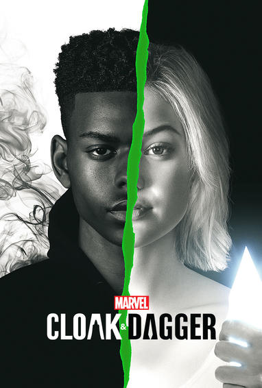 Marvel's Cloak and Dagger TV Show Season 2 Poster