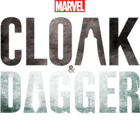 Marvel's Cloak and Dagger TV Show Logo