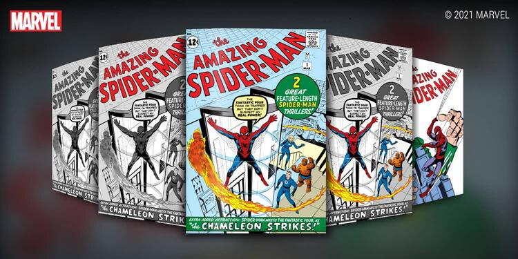 VeVe - Amazing Spider-Man #1