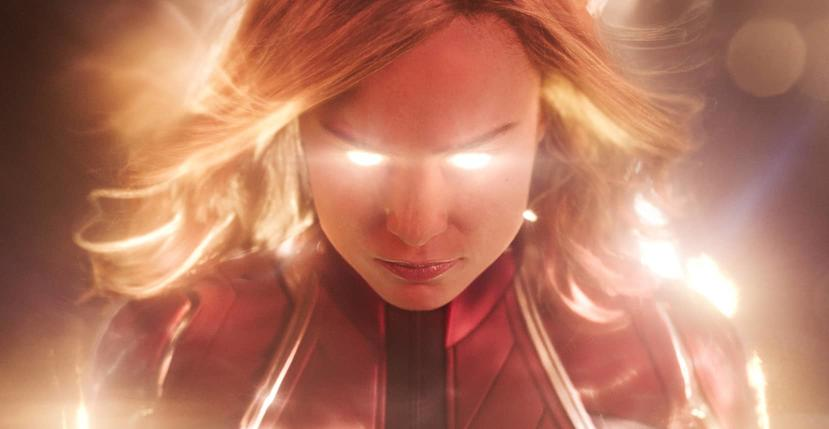 Captain Marvel hits One Billion