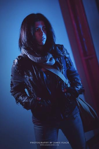 Cobalt Walker AKA Cobalt Cosplay & Photography as Jessica Jones