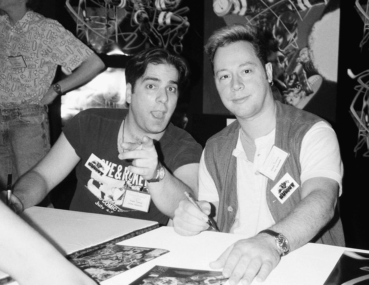 Jimmy and Joe