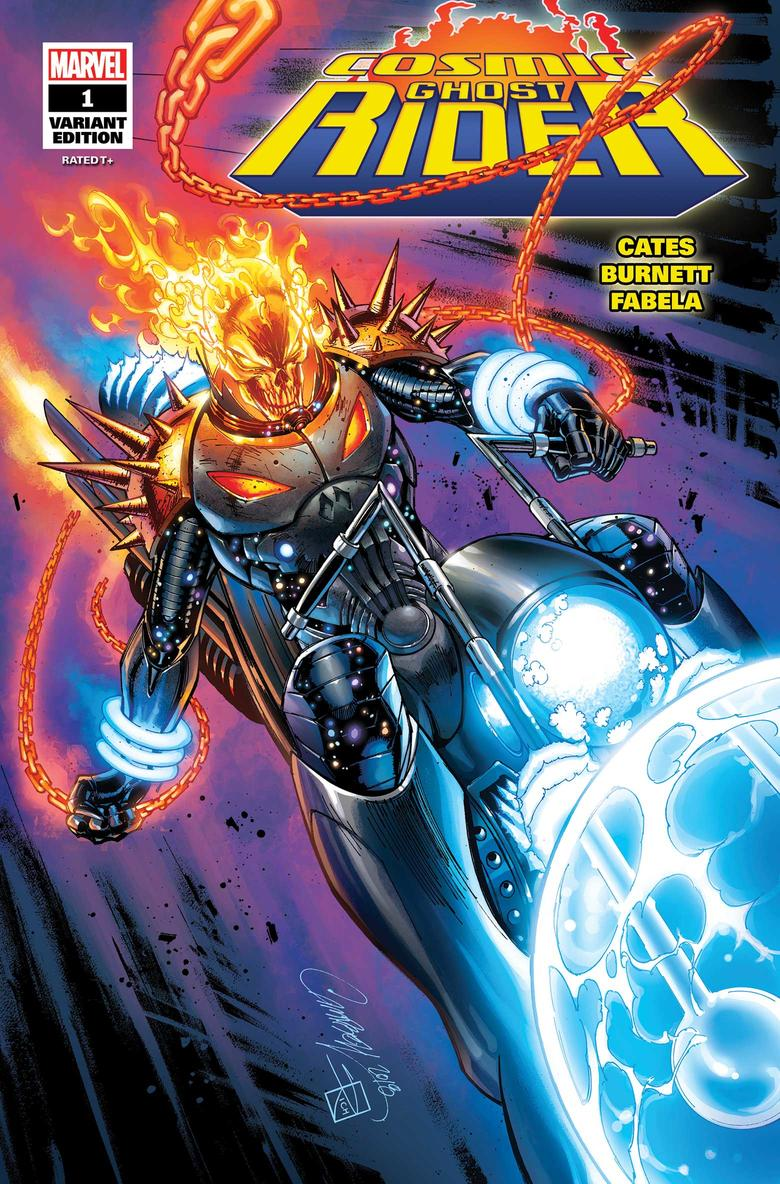 Cosmic Ghost Rider #1 SDCC Exclusive