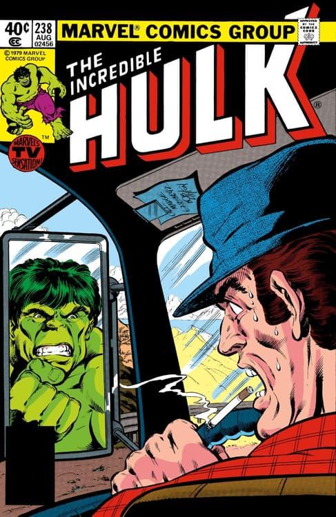 INCREDIBLE HULK (1962) #238
