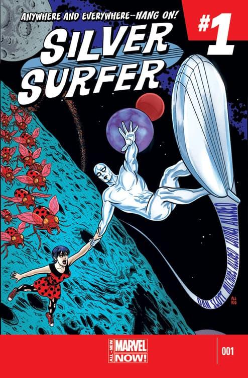 Silver Surfer (2014) #1