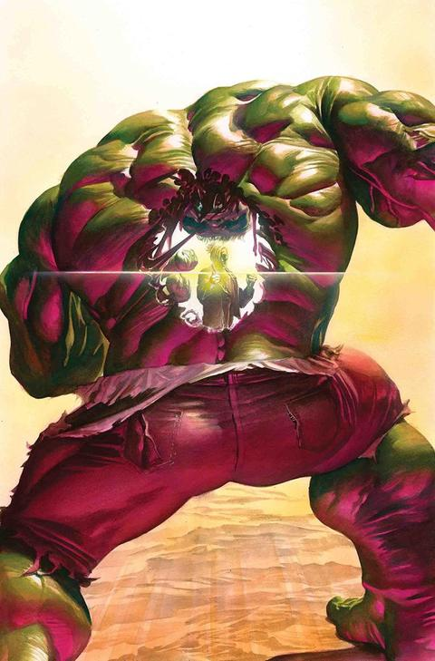 Cover of Immortal Hulk Number 3