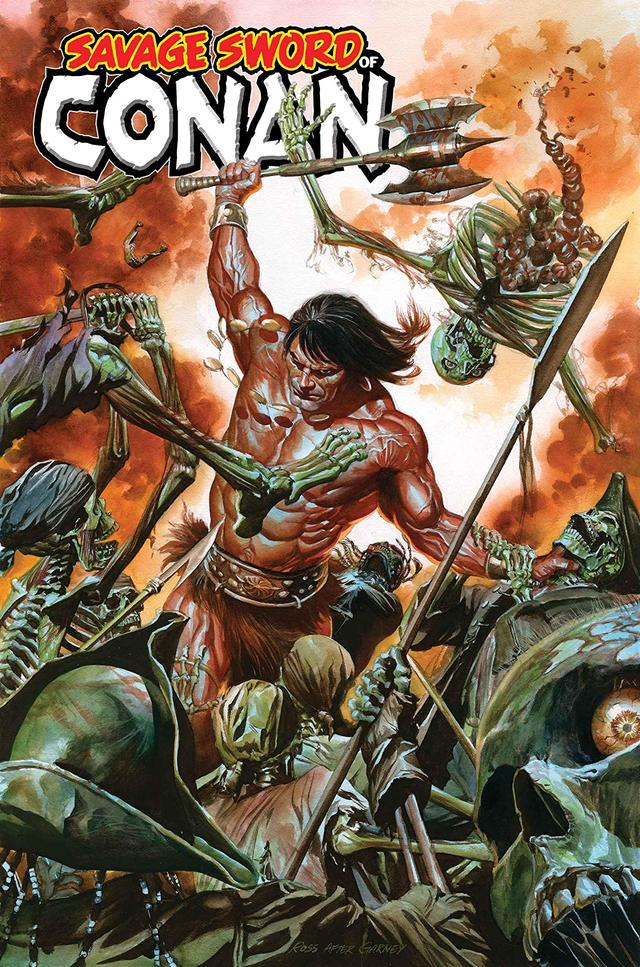 'Savage Sword of Conan'