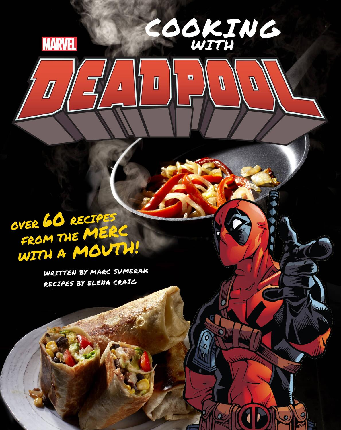 'Cooking with Deadpool'