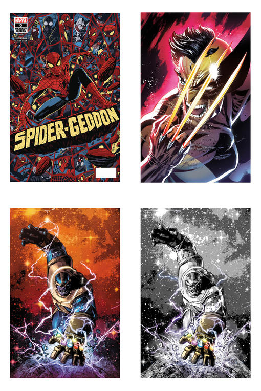 NYCC Exclusive Comic Book Variants