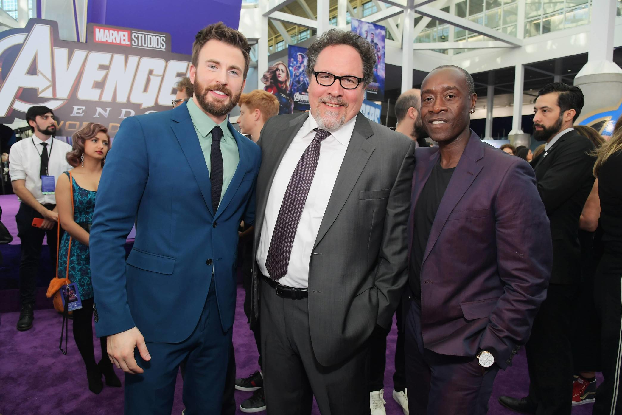 Nearly The Entire Marvel Cinematic Universe Shows Up For World