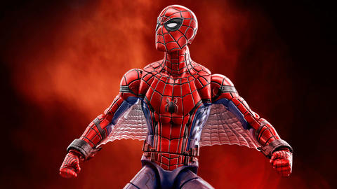 Image for New Spider-Man: Homecoming Legends Figures