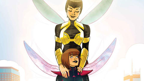 Image for Unstoppable Wasp: Marvelous Mentor