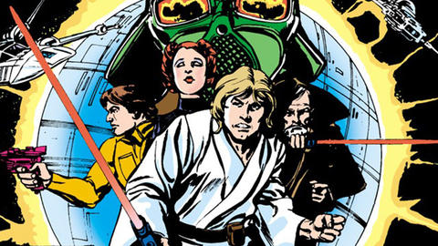 Image for Celebrating Star Wars – #1