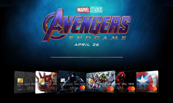Marvel Mastercard Sweepstakes