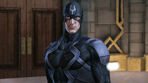 Image for Marvel Heroes 2016 Roll Call: Black Bolt