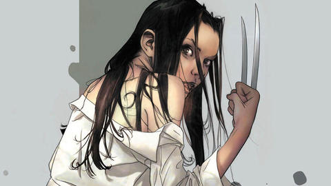 Image for Flashback Friday: X-23
