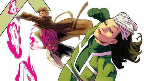 Image for Rogue & Gambit: Untouchable