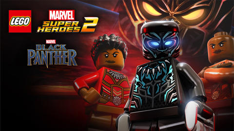 Image for LEGO Marvel Super Heroes 2 Adds 'Black Panther' DLC Pack Inspired by Marvel Studios' Upcoming Film
