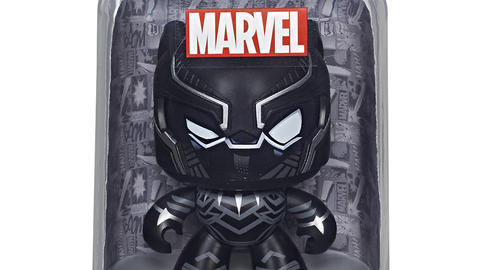 Image for Marvel Mighty Muggs' Return Includes Black Panther, Doctor Strange and Rocket Raccoon