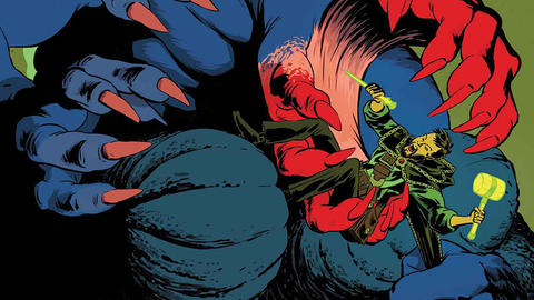 Image for Sorcerers Supreme: Death to The Author