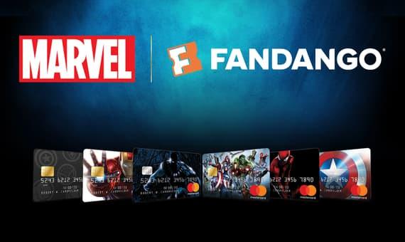 Marvel Mastercard Fandango Promo Offer