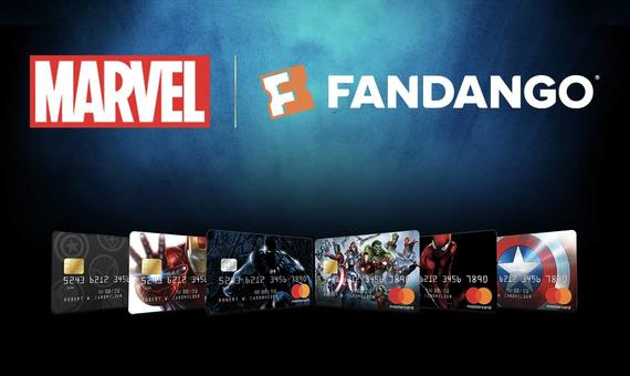 Marvel Mastercard Fandango Promo Offer