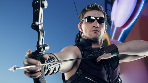Image for Meet the Super Heroes of Marvel Day at Sea: Hawkeye