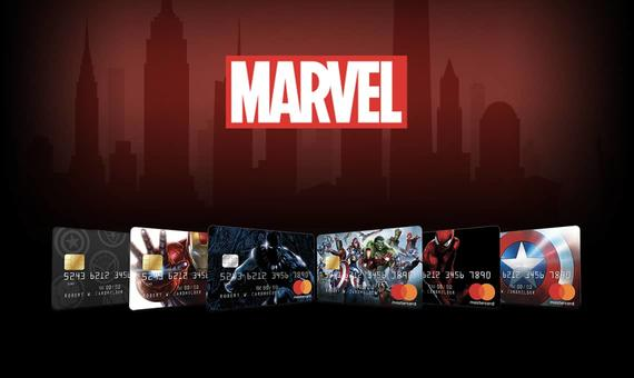 Marvel Mastercard® New York Comic Con Sweepstakes